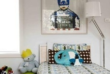 Kids bedroom ideas / Decorating inspiration for our baby boy and two young boys rooms