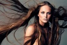 Luxurious, Healthy Hair