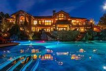 Golden / Golden is in the Jefferson County. And is home to beautiful views of the Rocky Mountains and many lakes and streams. / by Kentwood Real Estate