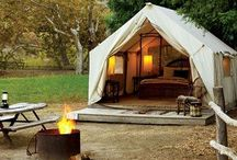Camping & Ruffin It :D / adventure on sweetheart; to the woods, to the mountains, the rivers lakes and streams. Go where your spirit leads you and brings you joy