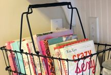 Organizing & Useful Tips & Tricks For The Home