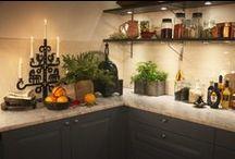 Kjøkkenmodeller Sigdal