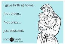 Home-birth & Water-birth / Journey ... Home birth ...