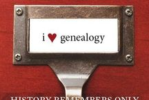 Genealogy  / If you don't know where you've been how can you know where your going?