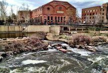 Denver Parks / In Denver, you'll find a park around (almost) every corner! / by Kentwood Real Estate