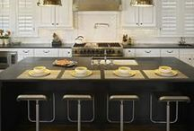 Kitchen window furnishings / Clever ideas for kitchen windows
