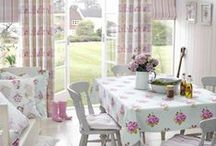 Shabby Chic / Shabby Chic now encompasses more than just English influence....