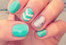 Nail Art Inspiration / Cute & simple designs!!