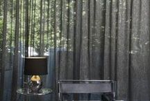 S Fold /Ripple Fold Curtains / Ripple Fold or S Fold pleating is a neat contemporary way to dress your windows