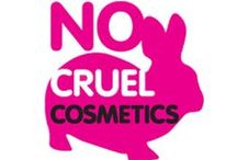 CRUELTY FREE BEAUTY / Cruelty free cosmetics and non toxic! / by F L Á V I A