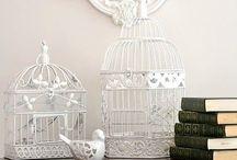 Bird Cage Decorating