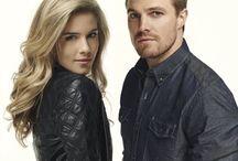 Arrow ❤️ Oliver & Felicity (Olicity) ❤️