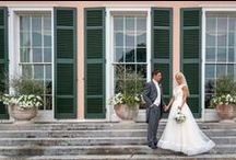 WEDDING PHOTOGRAPHY / Weddings photographs at Bignor Park by a selection of trusted wedding photographers.