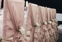 Ruffle Hoods / Transform your venue with ruffle hoods