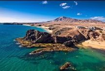 Lanzarote | hoppa / This volcanic island in the Canaries, which situated off the West Coast of Africa, is a real beauty!