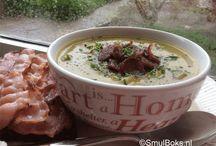 Soepen / De lekkerste soepen vind je hier #soup #recepe