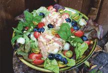 Salades / Heerlijke salades #salad #recepe #food