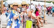 2017 SoWal Wine Festival / A dazzling roster of dozens of celebrity winemakers, distillers, chefs, brew masters and entertainers converged in South Walton, Florida to wine, dine, educate and entertain guests as part of the four-day celebration of wine! #SoWalWine