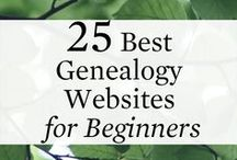 Genealogy for Beginners / Helpful tips for those begining their family research, genealogy.