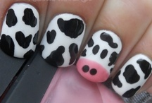 Girly side / Hair, nail, and other beauty ideas. / by Alyssa Luft