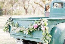 Rustic Wedding Ideas / Rustic settings for your ceremony can give you an opportunity to add your personality and style especially if you are a county girl at heart.   If it fits your style plan it.  Here are some great ideas / by A Forever After Wedding Rev. Patricia Borsum