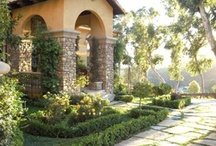 Estate Weddings (Orange County & LA) / by A Forever After Wedding Rev. Patricia Borsum
