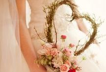 Bridal Bouquet / by A Forever After Wedding Rev. Patricia Borsum