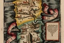 Sardinia: old maps