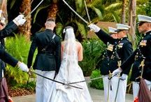 Military Weddings / by A Forever After Wedding Rev. Patricia Borsum