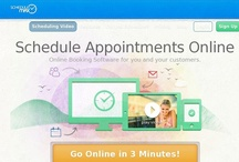 Online Scheduling / ScheduleMAX.com provides online scheduling to appointment based businesses and allows your clients to book online 24/7 while you work, sleep or play.  Our automatic appointment reminders via email and sms eliminate no shows.  Start a free trial today at ScheduleMAX.com or email team@schedulemax.com.