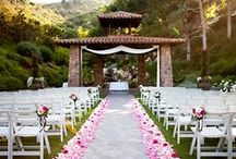 Wedding Venues / by A Forever After Wedding Rev. Patricia Borsum