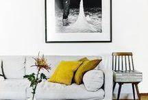 •Living room•