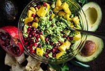 salads / salads / by elizabeth midwikis