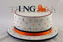 Cakes for companies