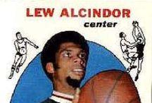 Kareem Abdul-Jabbar #2 NBA / by Jim Larson