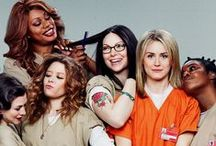 orange is the new black / by Brandyandemma