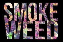 Smoking/vaping / Light up. Smoke it. 420.  / by .marianne.