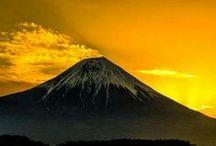 富士山 Mt.FUJI / Mt.FUJI 日本一高い美しい山