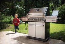 Buiten Eten / Was barbecueën vroeger een curiositeit, tegenwoordig is het niet meer weg te denken uit het Nederlandse buitenleven.