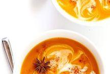 •Soups•