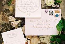•Wedding Invitations•
