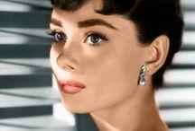 •Audrey Hepburn•