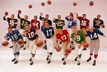 Football Greats / by Jim Larson