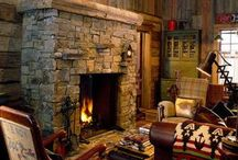 Cabin Chic / by Lindsay