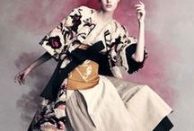 kimonos new and old / kimono clothing art form at its best / by elizabeth midwikis