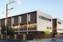 Myrtle Street Prospect Townhouse Project / 10 architecturally designed townhouses in the heart of cosmopolitan Prospect