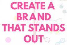 Blog Branding / Branding, small business branding, blog branding, how to brand, how to make money, branding, online branding, business branding