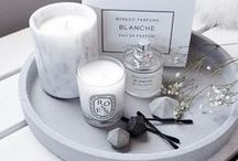 Candles, Diffusers, fragrances