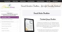 Social Insiders Toolbox / Get free access to the Socially Inclined Social Toolbox. It's full of social media must haves to grow your online presence. Free checklists, guides, resources and more. Get FREE access at http://get.sociallyinclined.com