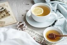 •Tea time•